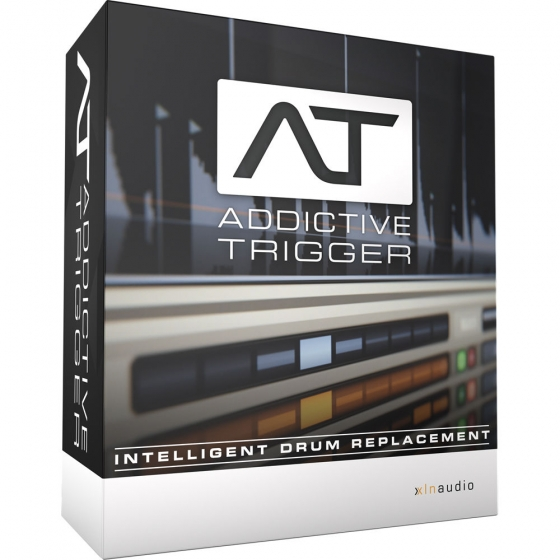 XLN Audio Addictive Trigger v1.0.1 Mac [k]